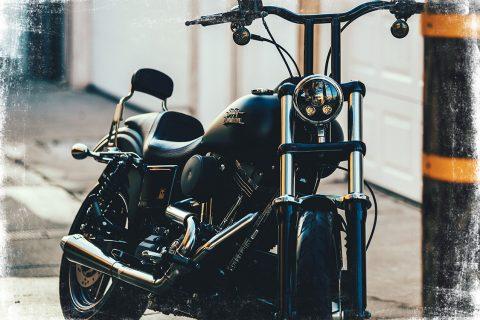 Motorradfolierung