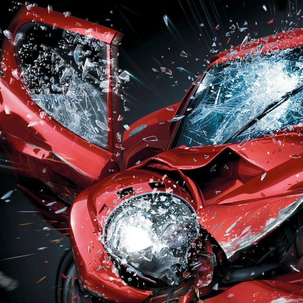 Autosicherheitsfolie