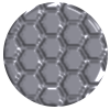 975   Structure-Thin (Honeycomb)